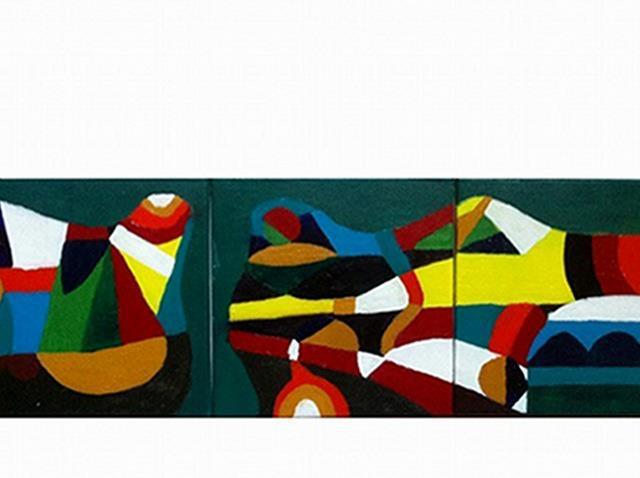 Triptych 2011